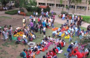 Eco Garden - Meir Hospital in Kfar Saba Israel